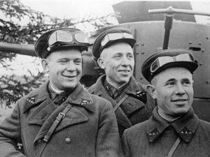 Текст песни Три танкиста
